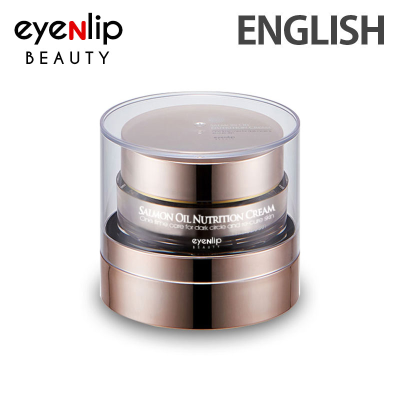 EYENLIP Salmon Oil Nutrition Cream 50ml