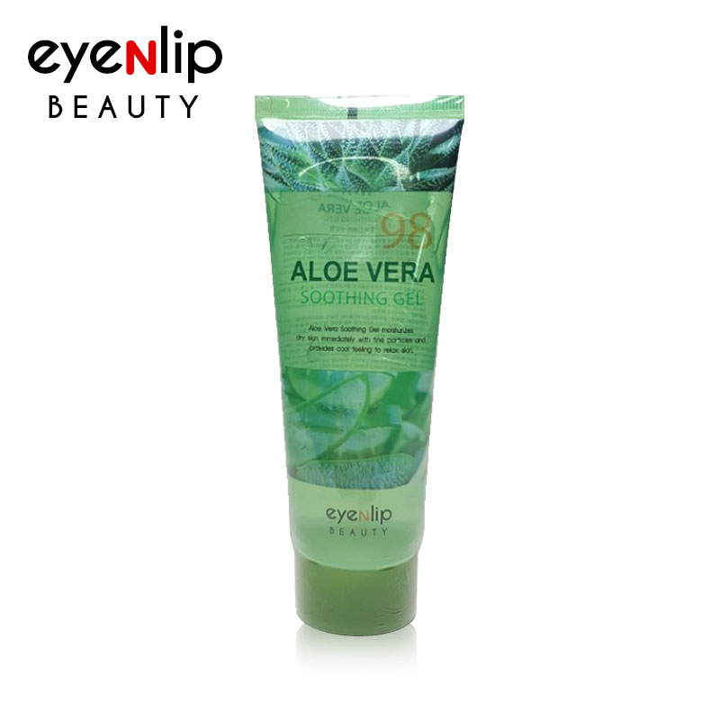 98% 알로에 베라 수딩젤 115ml [Size up]Aloe Vera Soothing Gel 100ml